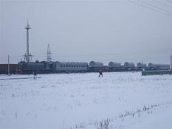 Train from Aktau
