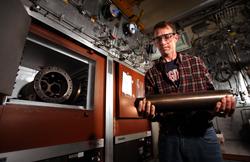 Sandia researcher Brian Somerday