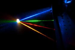 Four laser beams
