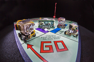 MINIATURE AUTONOMOUS ROBOTIC VEHICLES