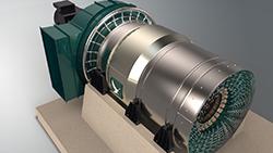Brayton Lab pilot engine