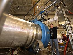 Tom Raber, Explosive Destruction System photo