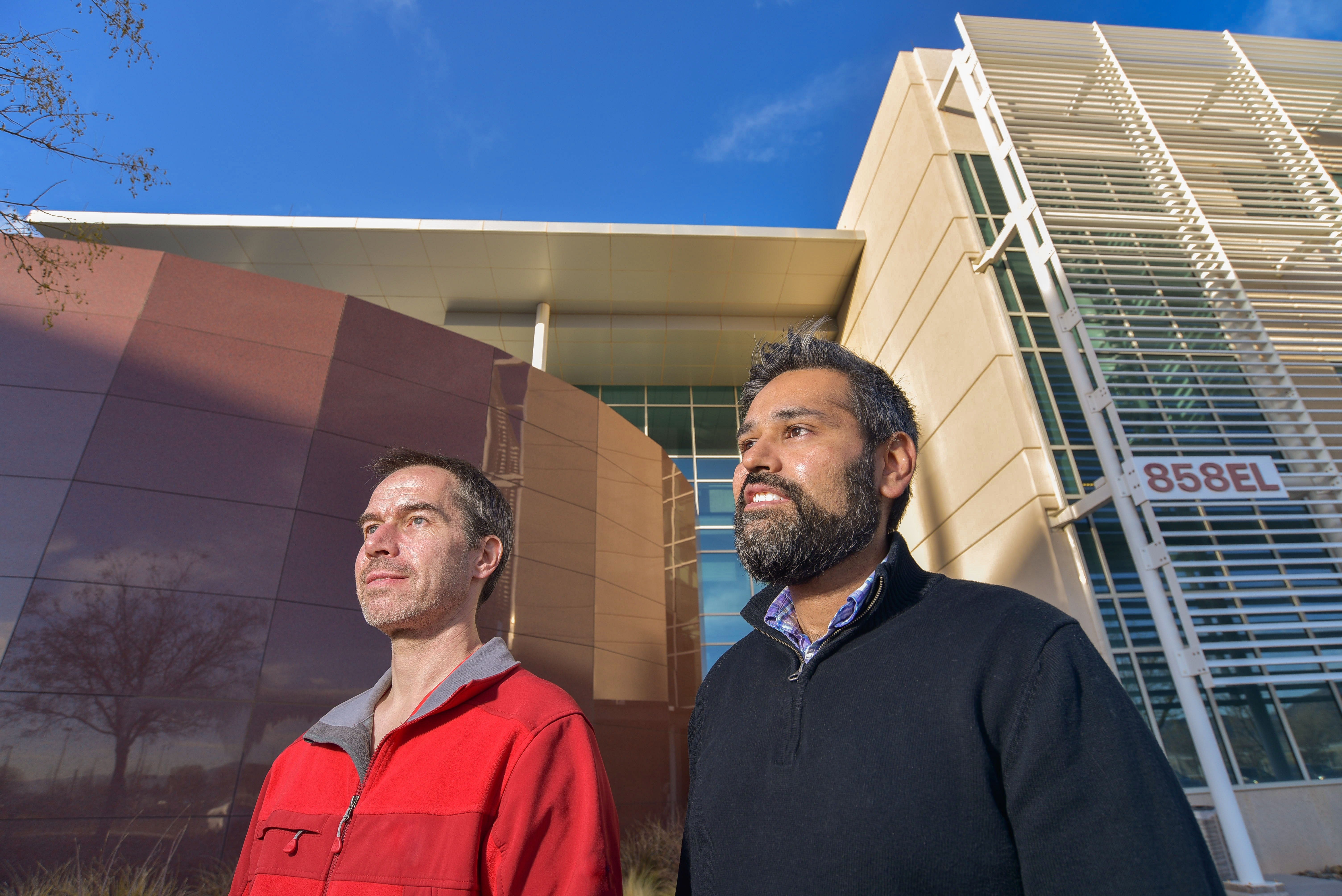 Sandia National Laboratories: News Releases : Quantum computing