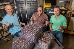 AMPS batteries