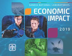 Photo of Economic Impact Brochure cover