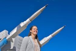 Photo of Capt. Justine Wolff