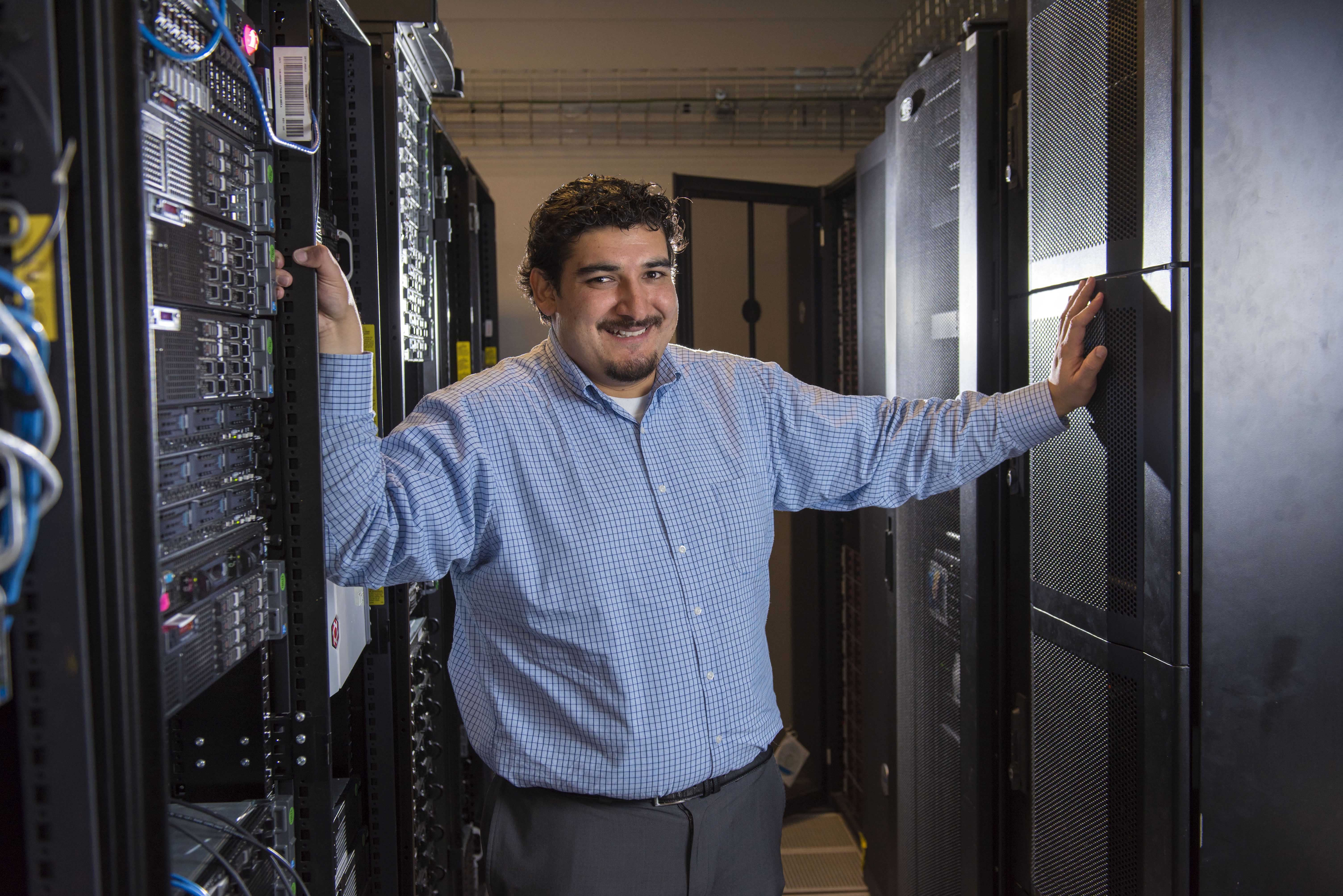Newswise: Cybersecurity researchers at Sandia Labs take spotlight at national showcase