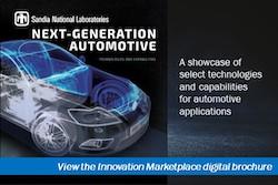 Next-gen automotive brochure cover