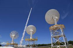 Kauai Test Facility Launch
