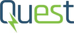 Logo of the Quest application